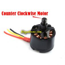 One Counterclockwise Brushless Motor Spare Parts for Aerpro APHUB X4 GPS Drone