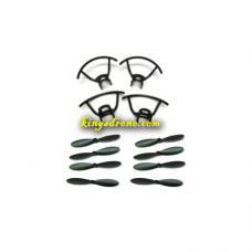Crash Repair Kit for AKASO A21 Wifi Drone