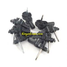 240042 Motor Mount 8PCS Spare Parts for Polaroid PL2400 RC Camera Drone
