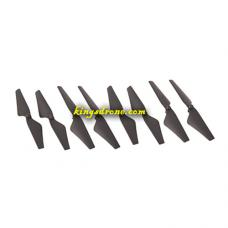 Propellers for Potensic D50 GPS RC Drone Pack Of 8 | Black