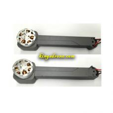 Front Motors Set for Potensic D88, 2PCS Left and Right