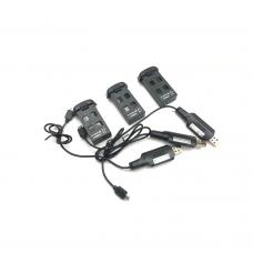 Battery (3)  and USB Cable (3) for SP500