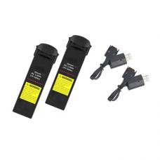 Battery Pack with USB (2) for Protocol Director 6182-7RCHA WAL
