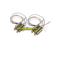 Motor Set (2 CW, 2 CCW) for Vivitar VTI SkyTracker DRC-445